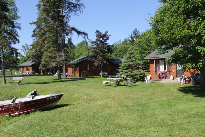 Photo gallery for Wisconsin fishing resorts with boat rentals